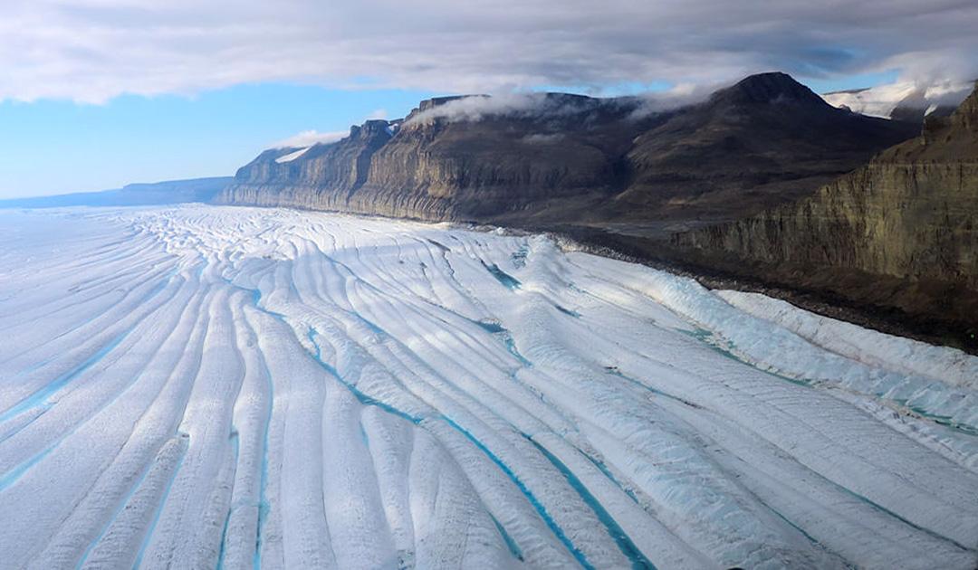 Grönlands Petermann-Gletscher formt neuen Rieseneisberg