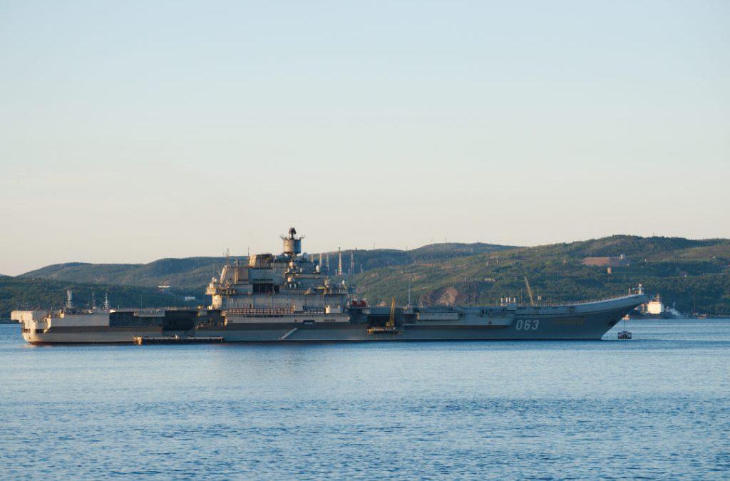 Neues grösstes russisches Trockendock in Murmansk geplant