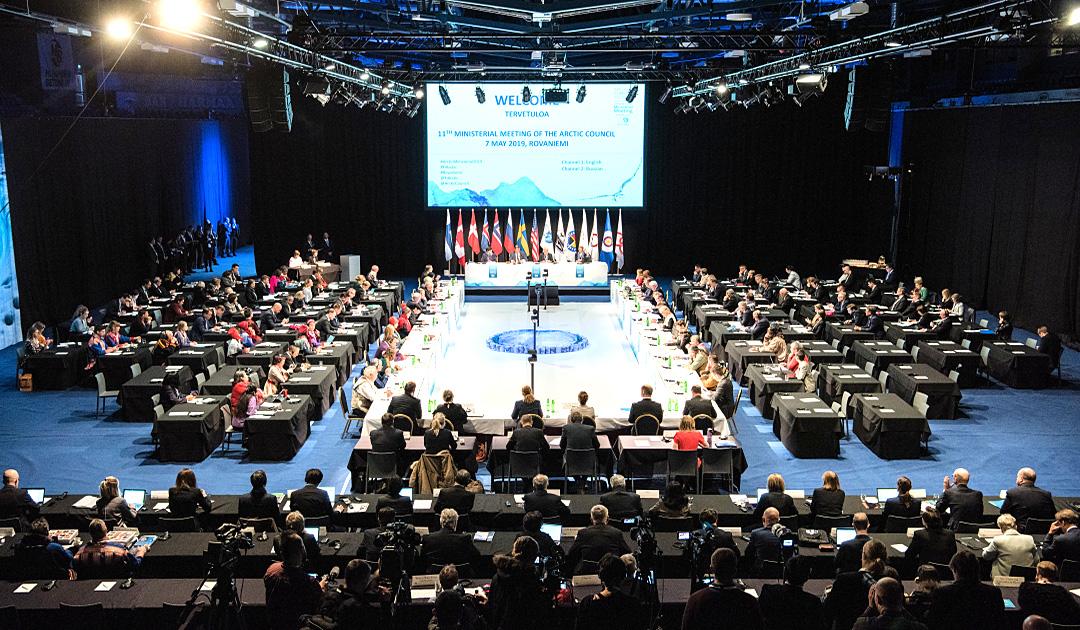 Treffen des Arktisrates endet ohne gemeinsame Erklärung