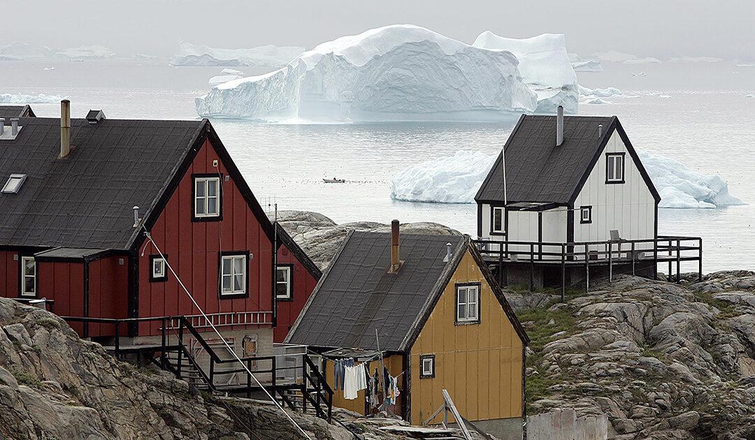 Erderwärmung führt zu Boom im Eisberg-Tourismus