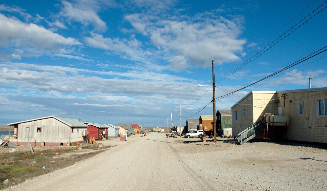 Treibstoffknappheit legt Ortschaft in Nunavut beinahe lahm