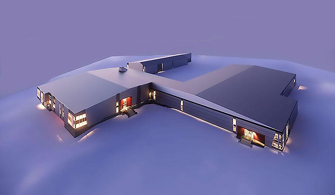 Die alternde McMurdo-Station wird grundlegend überarbeitet