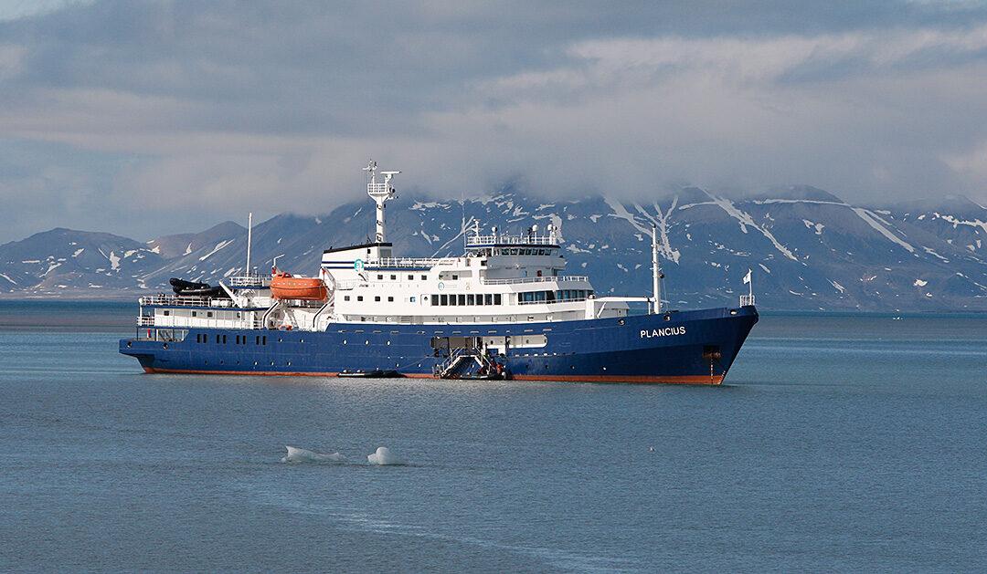 Neue Regeln für Passagierschiffe in Spitzbergen