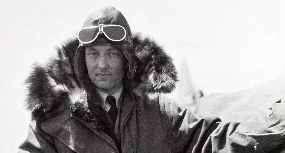 Richard E. Byrd – Flug zum Südpol