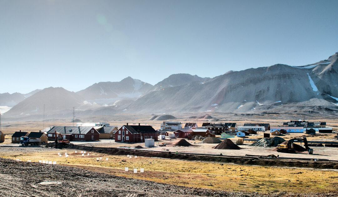Neue Verhaltensregeln für Ny Ålesund auf Spitzbergen