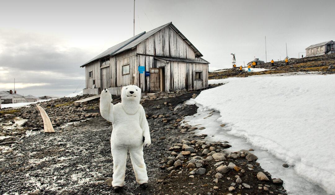 Russland zielt auf ein Stück des arktischen Kreuzfahrtkuchens
