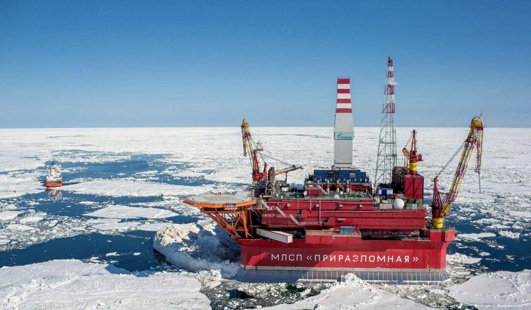Chinesische Plattform bohrt in russischem Rohstoffgebiet der Karasee