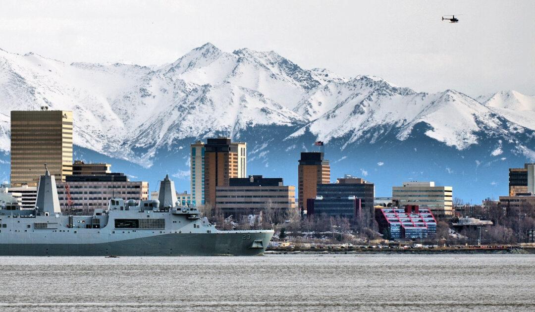 Anchorage ruft zivilen Notstand aus wegen staatlichen Sparmassnahmen