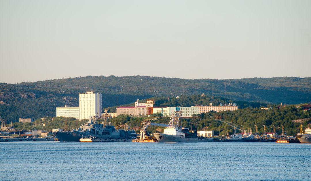 Feuer auf russischem Atom-U-Boot tötet 14 Seeleute