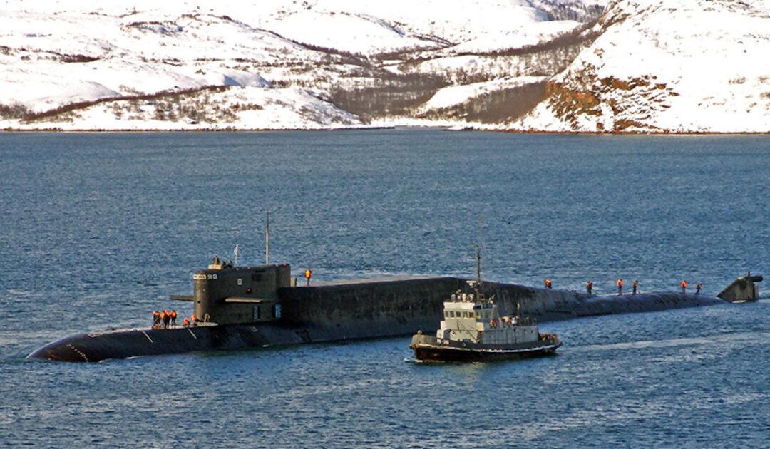 Neue Details zu U-Boot-Unglück in der Barentssee veröffentlicht
