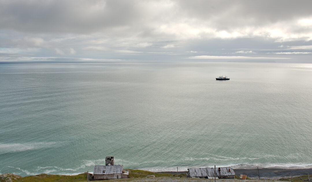 Flug der Freundschaft zwischen Alaska und Tschukotka