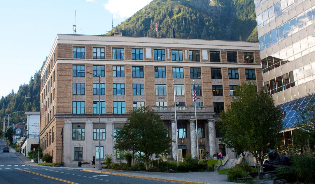 In Alaska tobt ein heftiger Konflikt um den Staatshaushalt
