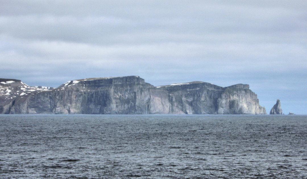 Wissenschaftler untersuchen U-Boot-Wrack nahe Bjørnøya