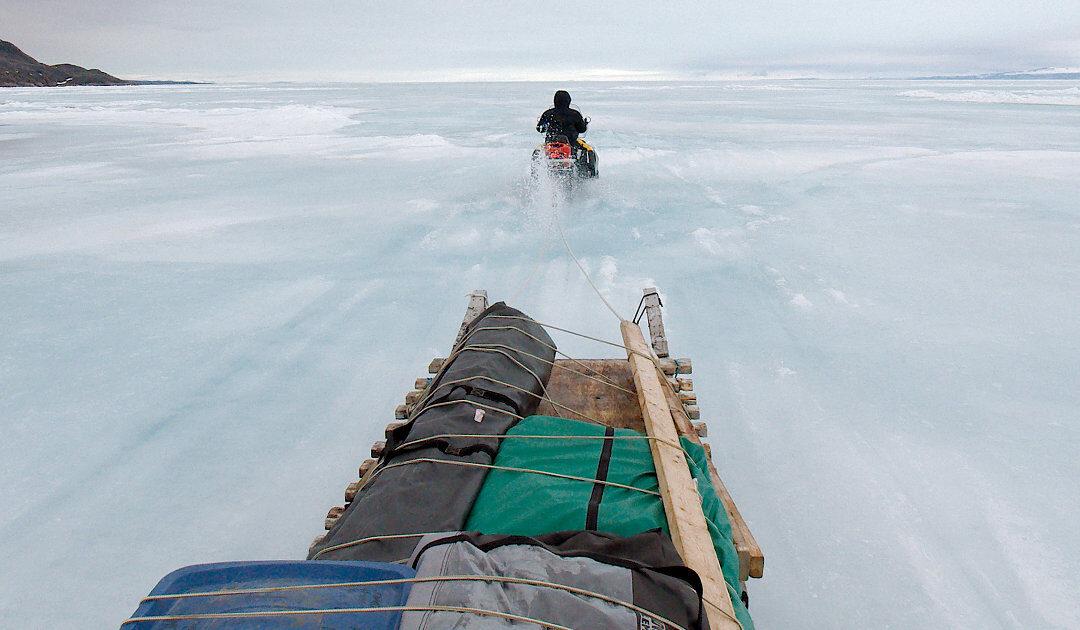 Grönlands Eisschild und seine Zukunft