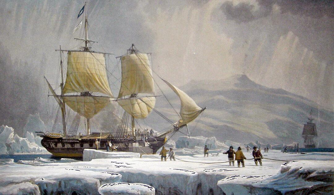 Dumont d'Urville – Französische Expedition in die Antarktis