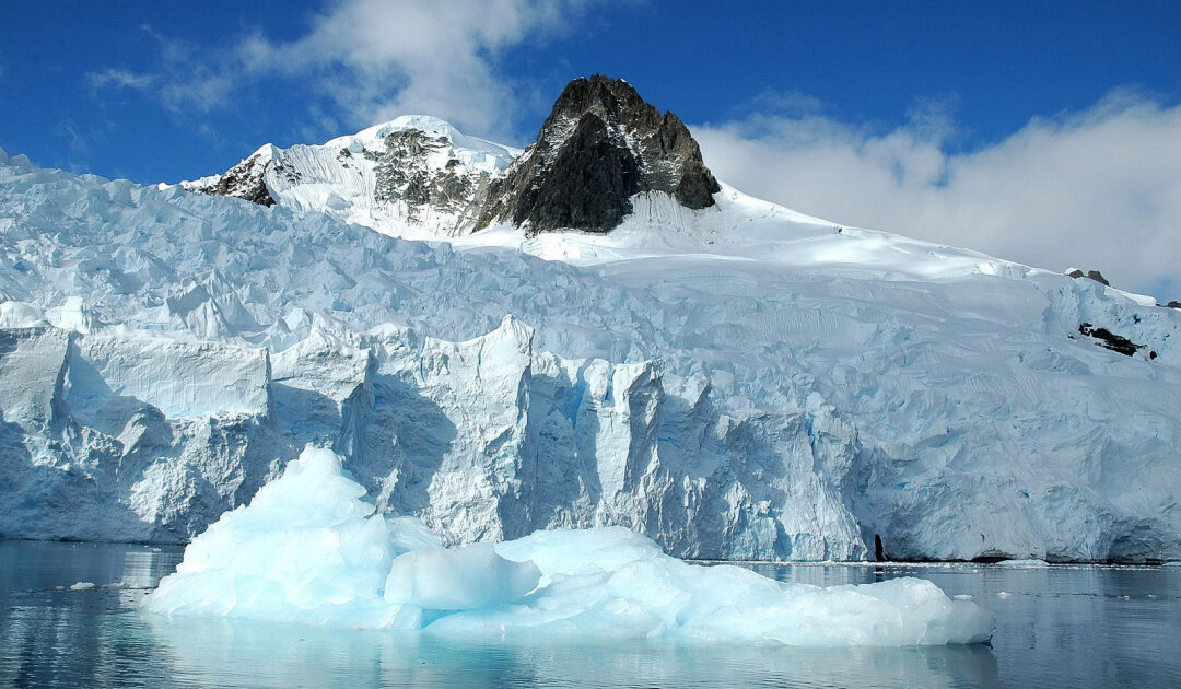 Neue Karte zeigt detailgenaue Fliessgeschwindigkeit antarktischer Gletscher