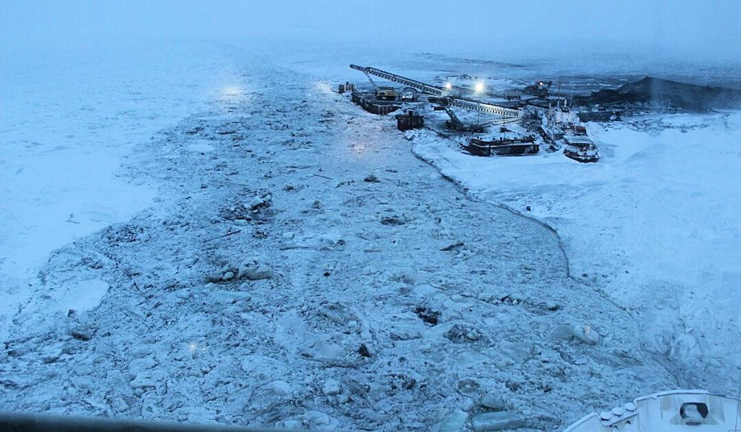 Grosser Kohleabbau nahe russischem Arktis-Reservat mit staatlicher Billigung
