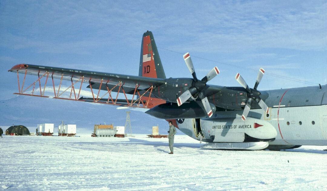 Alte Filme zeigen neue Ergebnisse über Gletscherschmelze in Antarktika