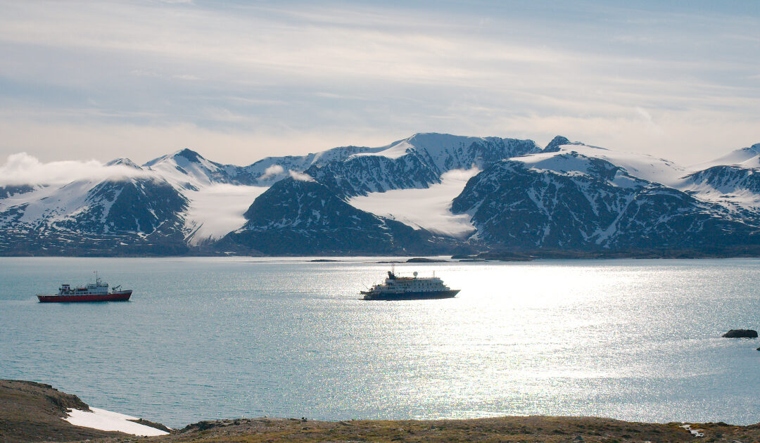 Revenues from expedition guests are substantial for Svalbard