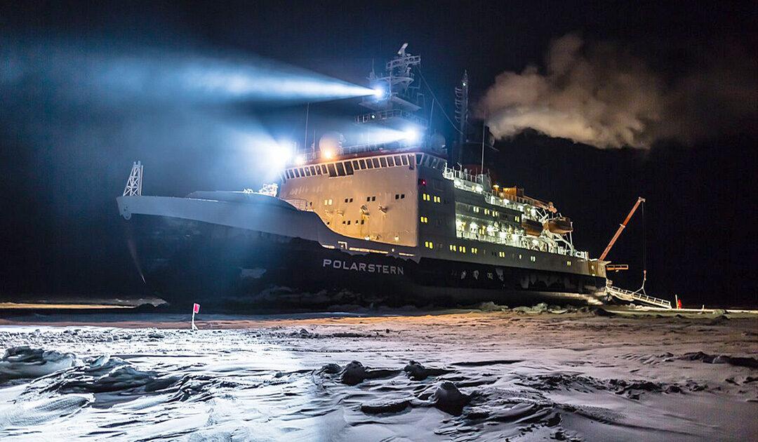 Die MOSAiC Expedition – 1 Jahr eingefroren im Eis