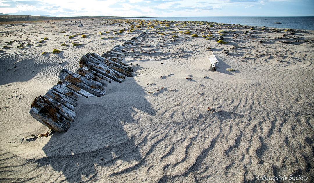 Ausgrabungen rund um schottischen Walfänger in der kanadischen Arktis