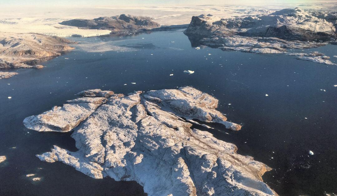 Mars-Mission 2020 testet in Grönland wissenschaftliche Zusammenarbeit