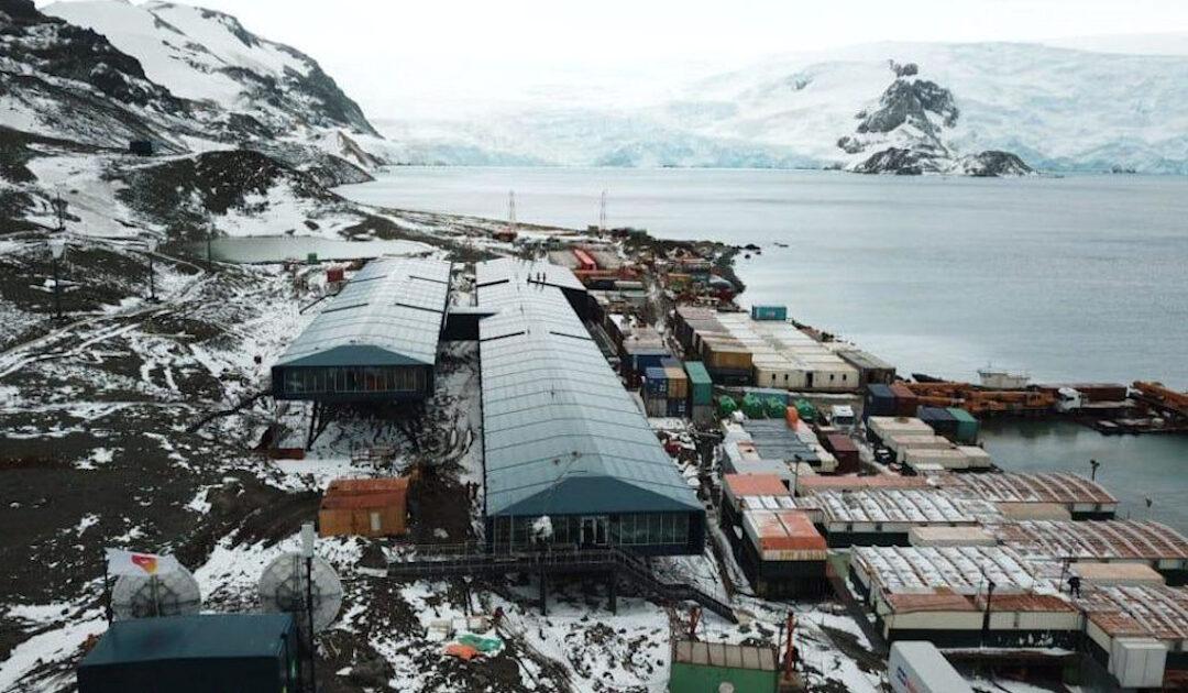 Neue brasilianische Antarktisstation eröffnet im Januar 2020