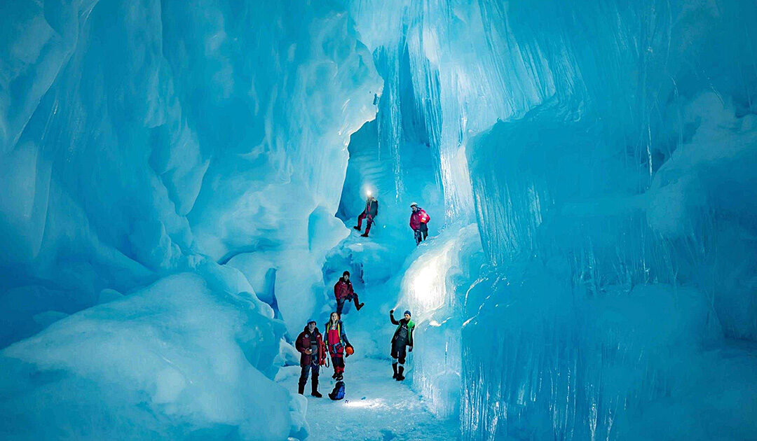 """Verlorene"" Eishöhle wieder entdeckt"