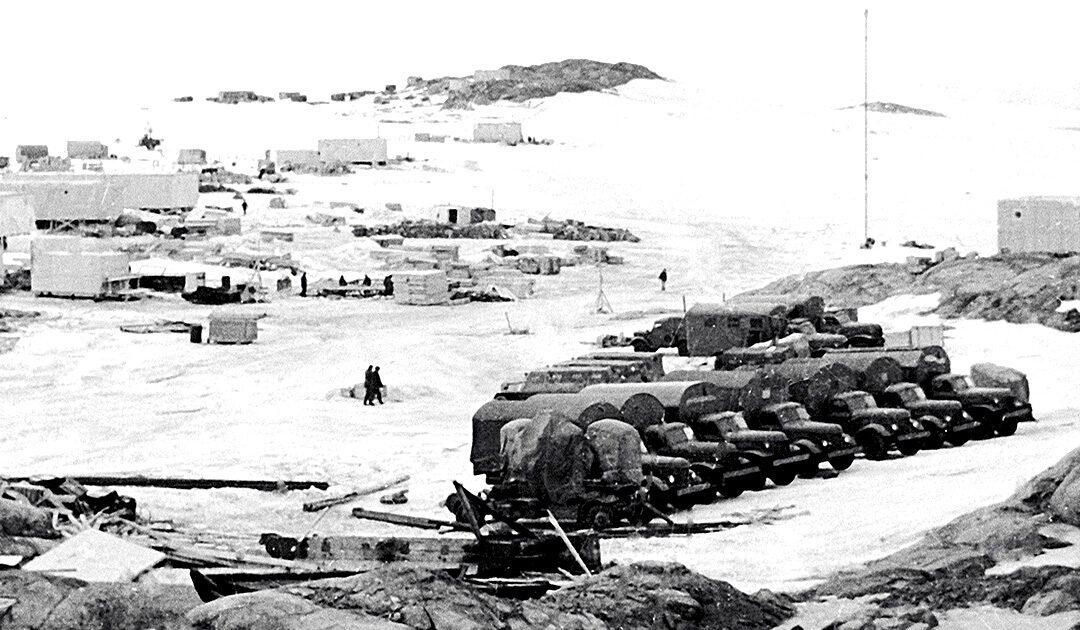 Mirny – Erste sowjetische Forschungsstation in der Antarktis