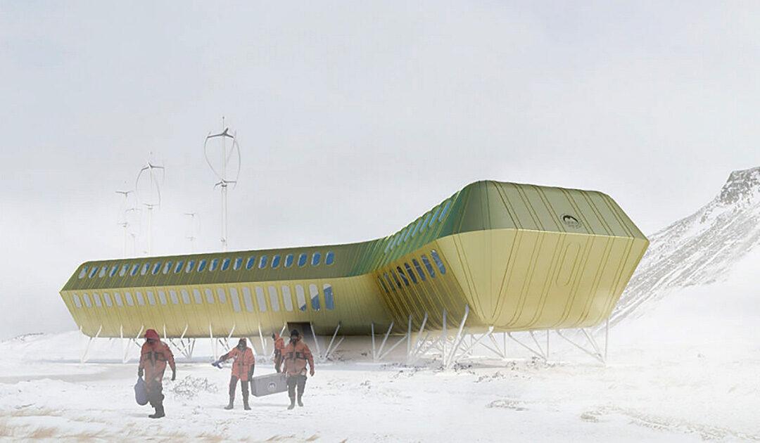 Polen will in der Antarktis neue Polarstation bauen