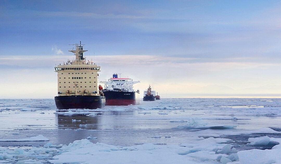 Drei Reedereien verzichten auf die Nordost-Passage