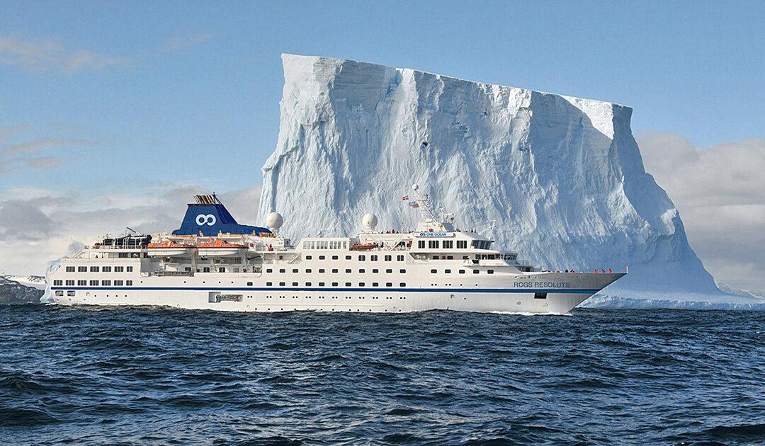 Expeditionsunternehmen streicht Antarktisreise und steuert auf schwierige Zeiten zu