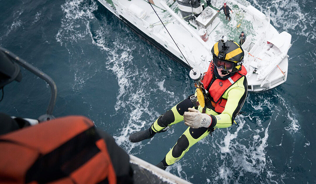 Polar Code – Neuer Bericht stellt Notfallpläne in Frage