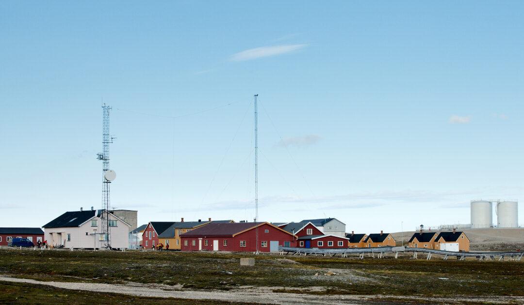 Umbau des Mehrzweckgebäudes für Ny-Ålesund geplant