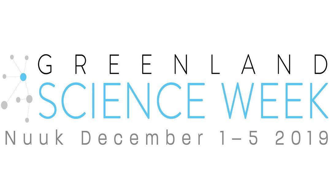 Greenland Science Week – neue Arktis-Konferenz
