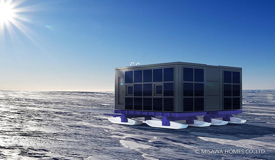 Von der Antarktis bis zum Mond – Japan baut High-Tech Wohnmobil für Forscher