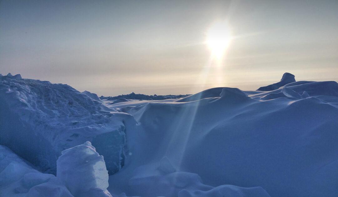 Das arktische Meereis 2019