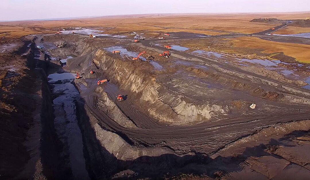 Aus für riesiges Kohleabbau-Projekt in der russischen Arktis