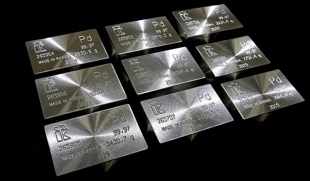 Platinumwerk in der russischen Zentralarktis geplant