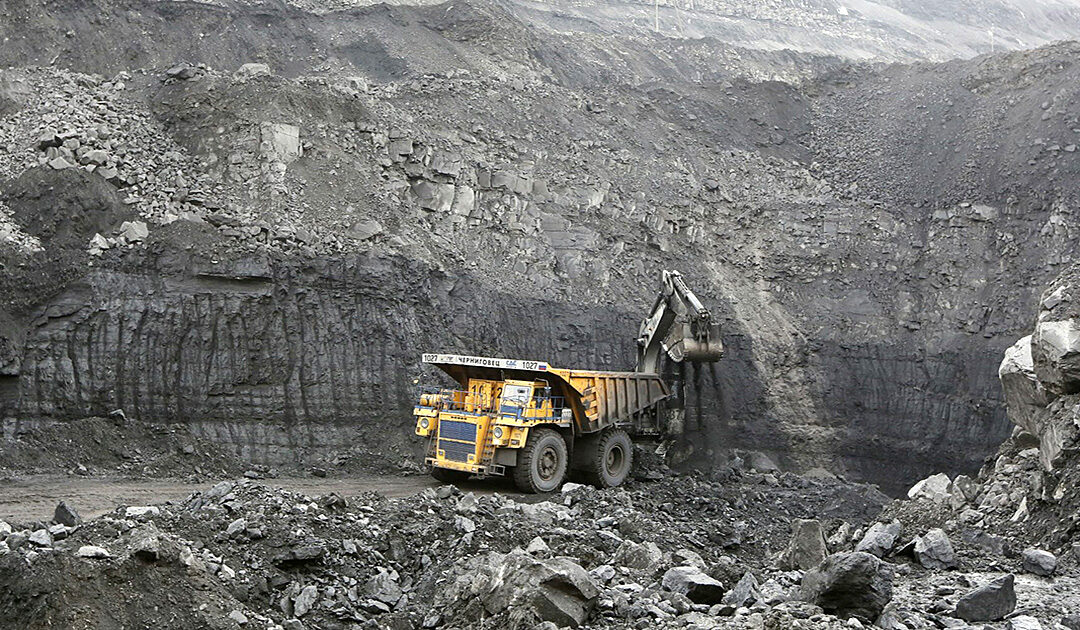 Russland findet in Indien einen Markt für arktische Kohle