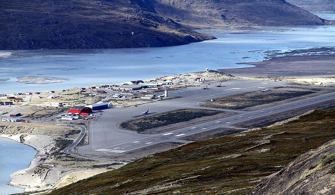 Grönland will mit neuen Flughäfen Tourismus ankurbeln