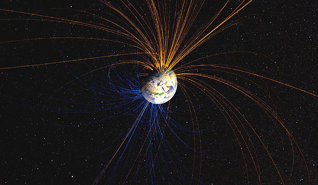 Nördlicher Magnetpol verschiebt sich immer schneller