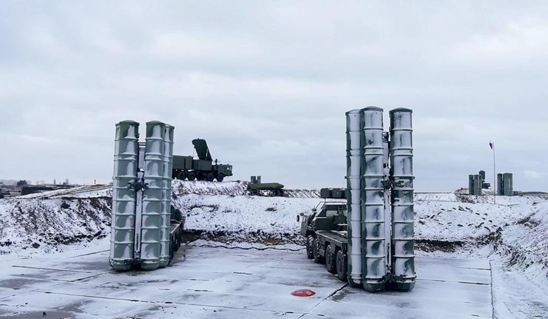 Russische Nordflotte erhält S-400-Raketensystem