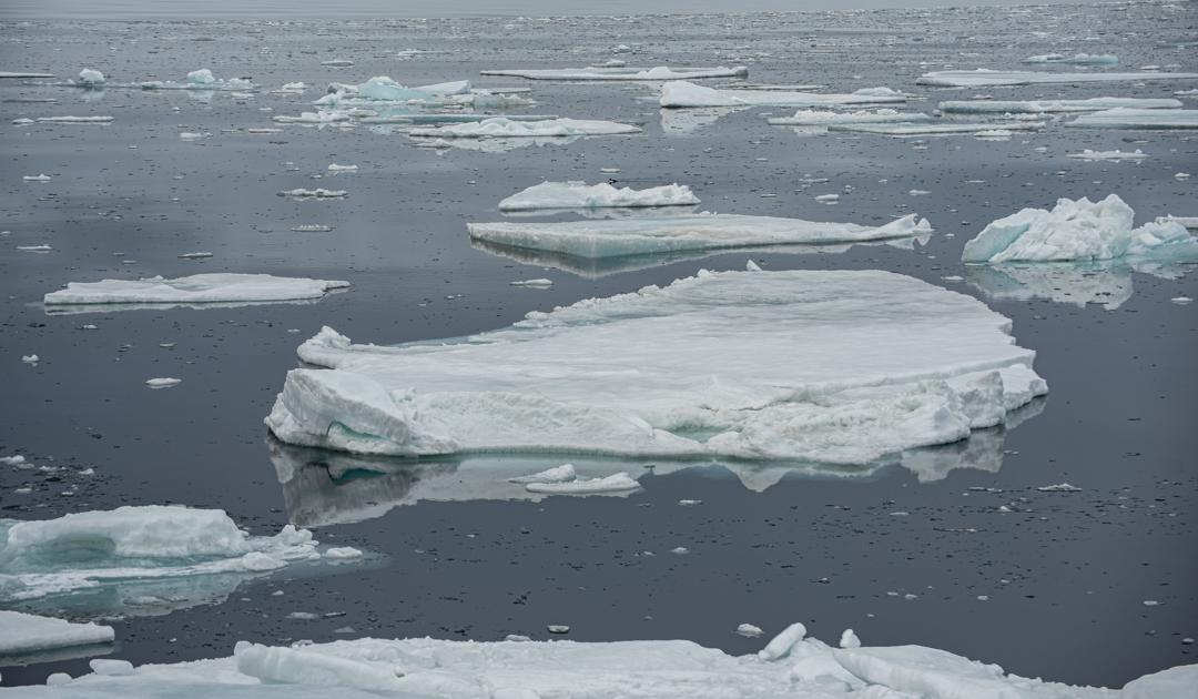 Arktis könnte schon 2044 im Sommer eisfrei sein