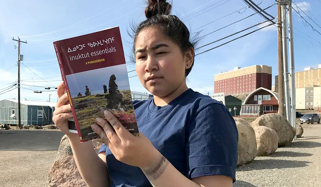 Inuit-Führer begrüßen UNO-Bewegung die Sprache indigener Völker zu fördern