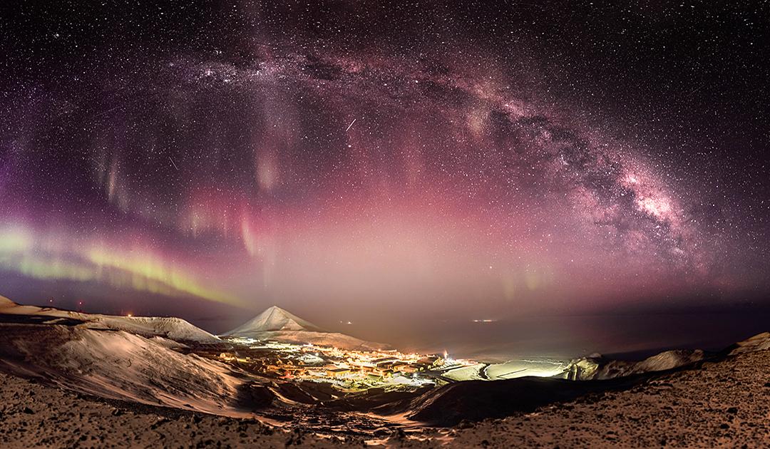 Polarlichter – Geheimnisvolles Leuchten, nicht nur auf der Erde