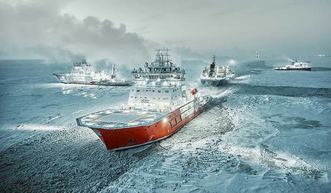 Russland will die Nordost-Passage fördern