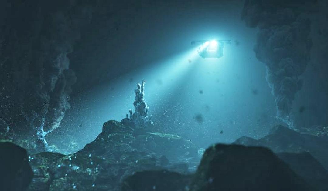 Riesige Mineralvorkommen vor Svalbard entdeckt
