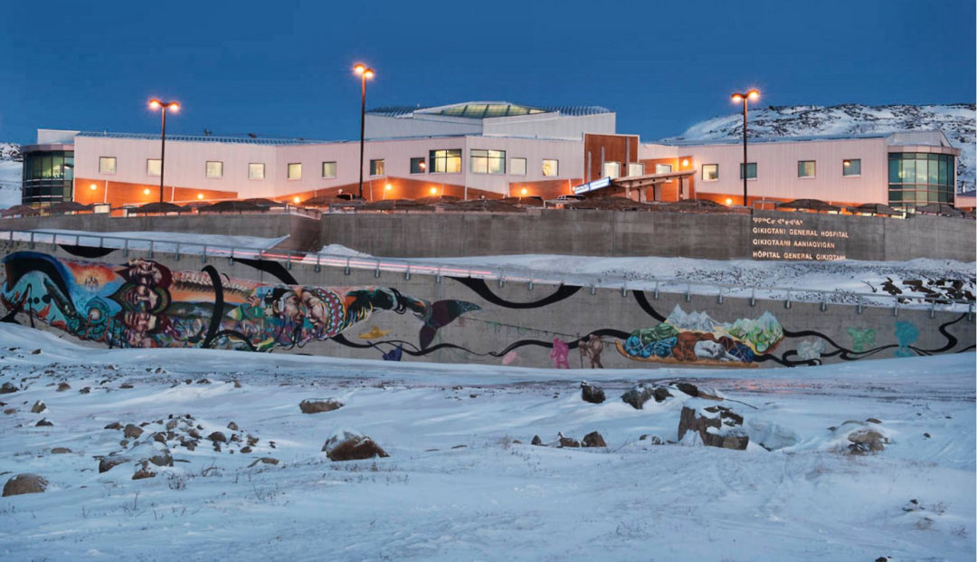 Neues Gesundheitsgesetz in Nunavut soll Einwohner besser schützen