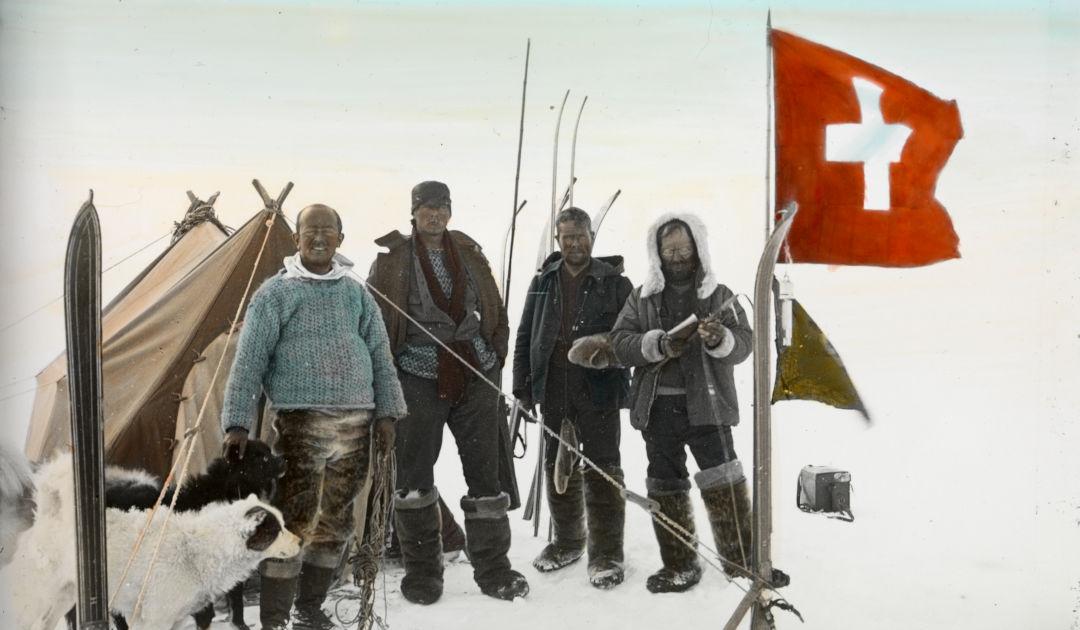 Landesmuseum Schweiz widmet Schweizer Grönlandforschung Ausstellung